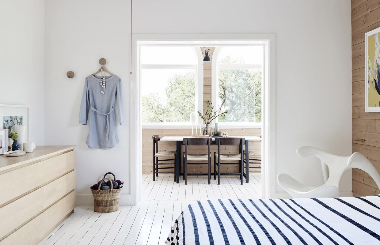 Skandinaavia stiil: minimalistlik kodu Sydneys