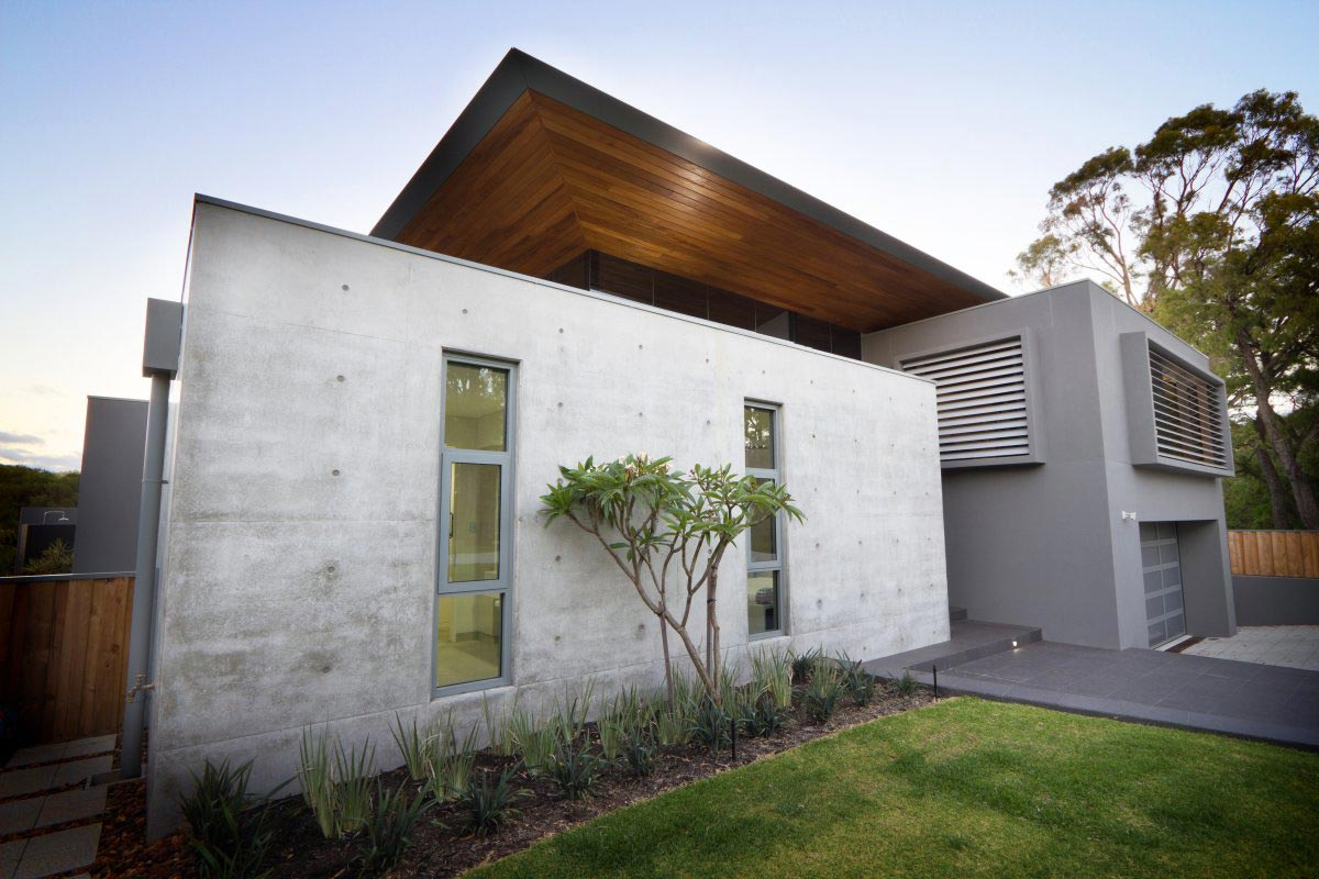 Betooni kasutamine – kandetalast fassaadini