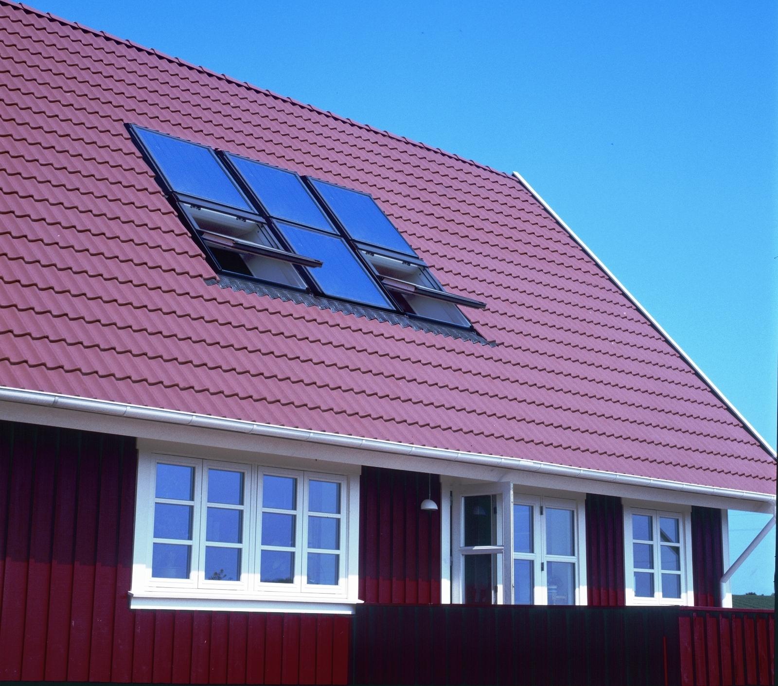 Milline katus majale valida?