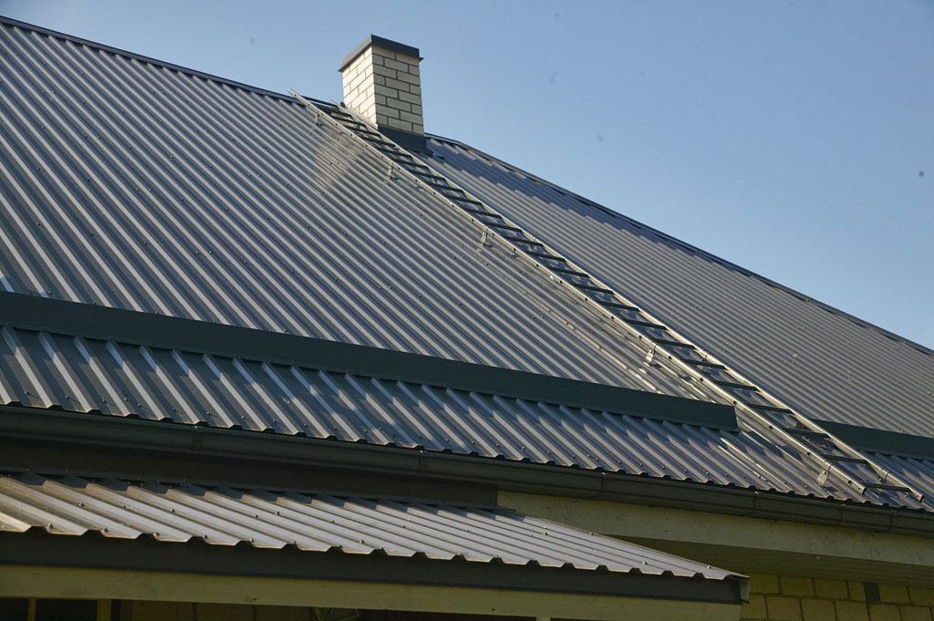 Video: plekk katuse paigaldamine