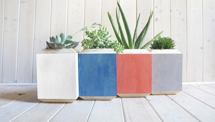 Värvitud vineer: efektne disain sinu kodus
