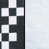 7 puuvillane vaip must-lumivalge