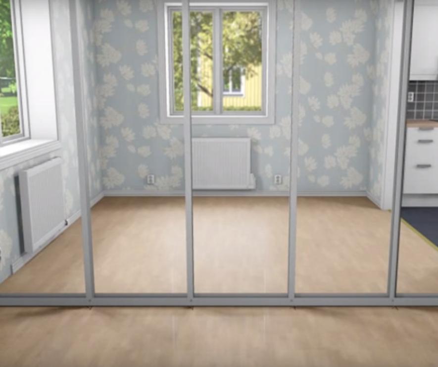 Video: vaheseina ehitus