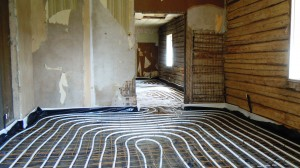 Põrandakütte hooldamine