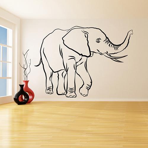 Seinakleebis Aafrika suur elevant