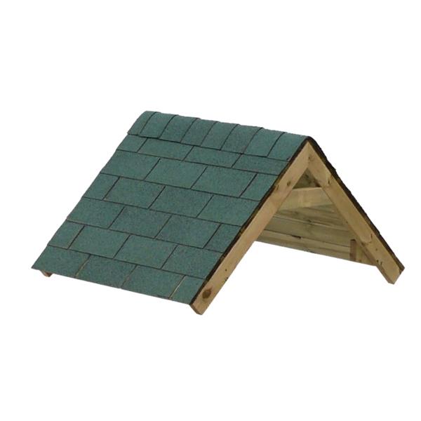 Kärgkatusekate roheline 3m²