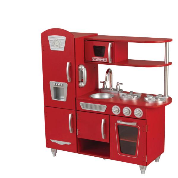 Mänguköök 'KidKraft' Vintage, punane